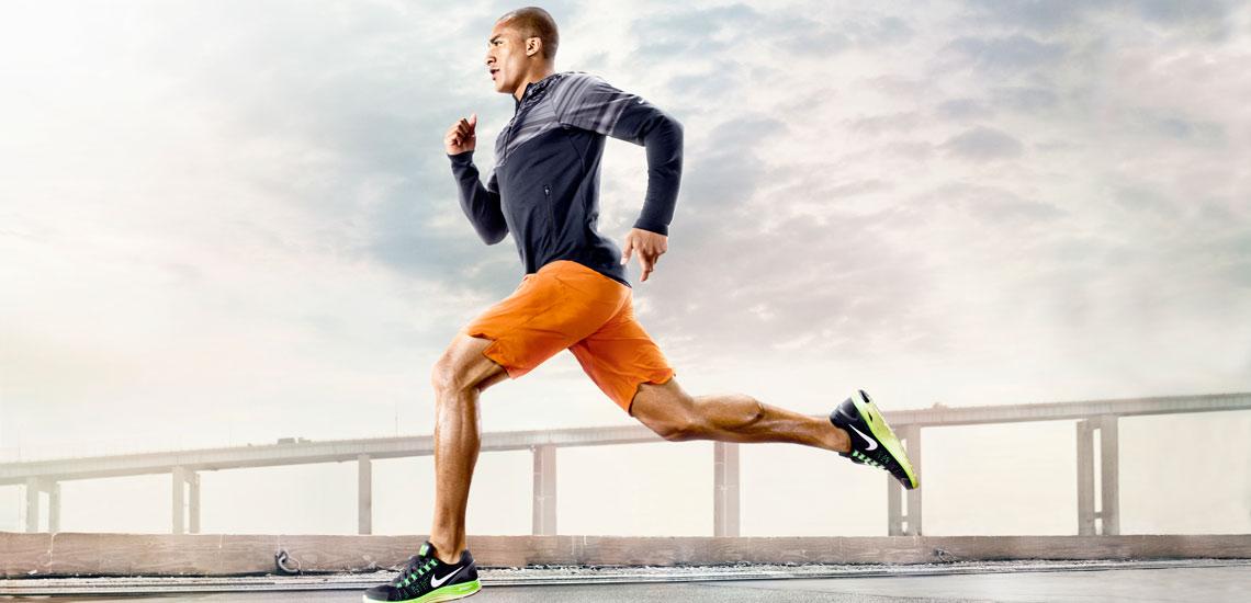 ورزش هوازی و دویدن