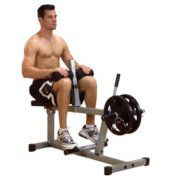 دستگاه ساق پا نشسته( Calf Machine)