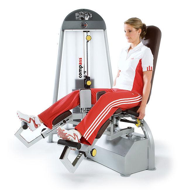 دستگاه داخل ران(Leg Abduction / Abduction Machine)